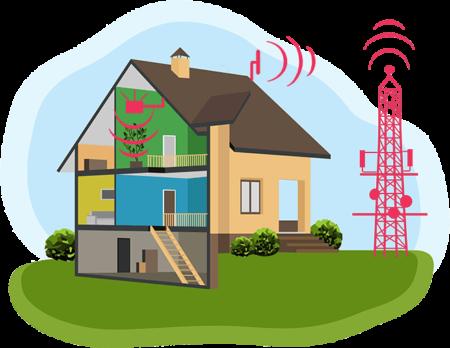 Интернет для вашего дома в Самаркой области до 100Мб